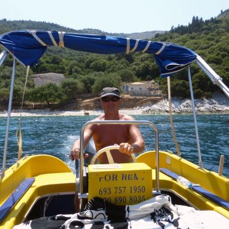 Boat Rental!